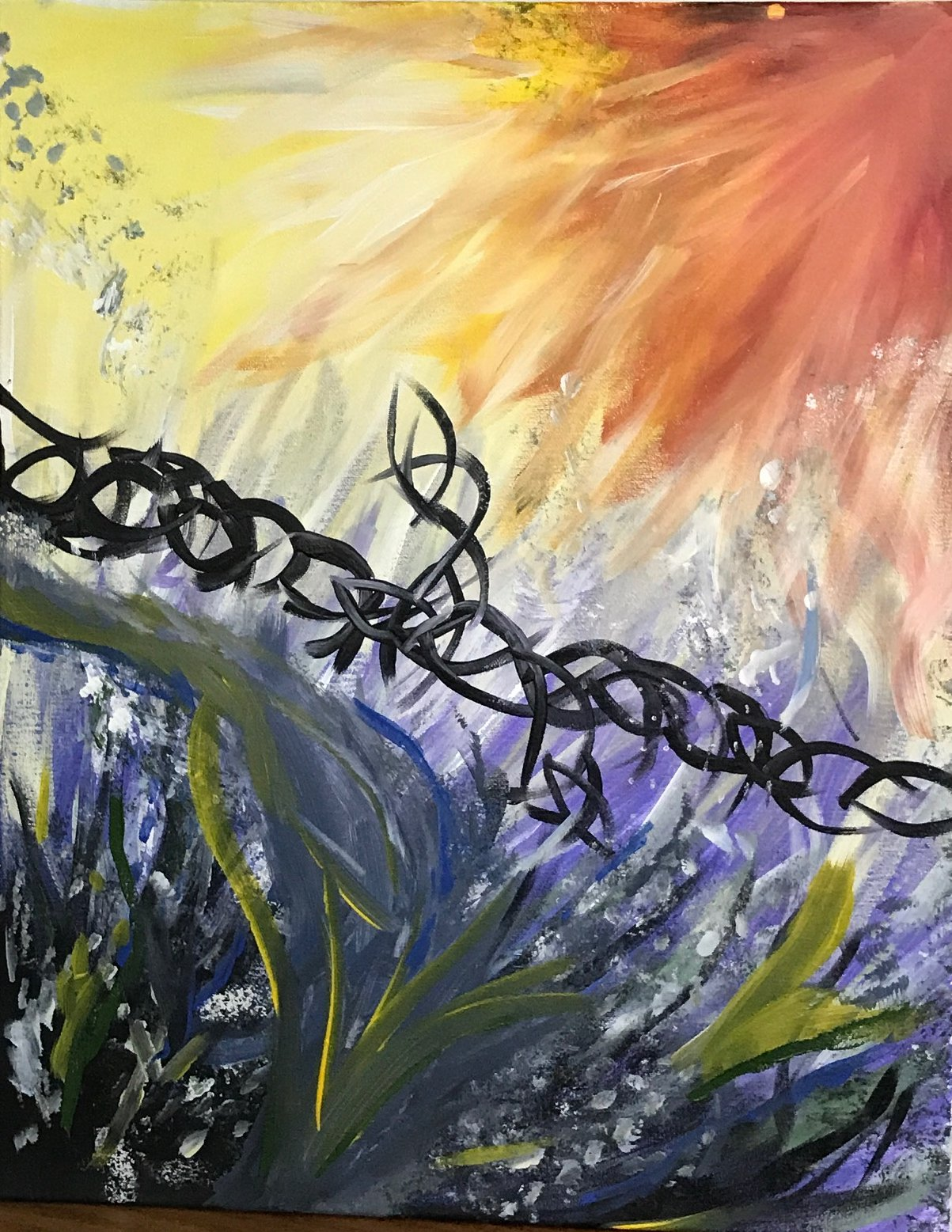 Breaking The Chains of Anxiety
